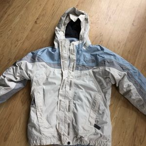 3 piece  North face jacket